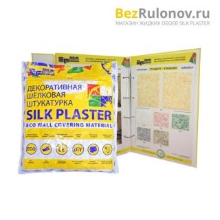Жидкие обои Silk Plaster упаковка