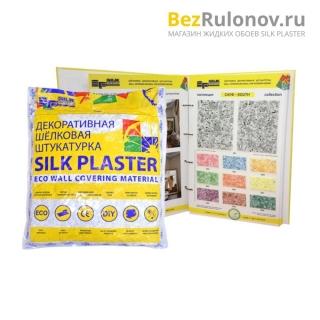 Жидкие обои Silk Plaster, коллекция Юг (South), упаковка
