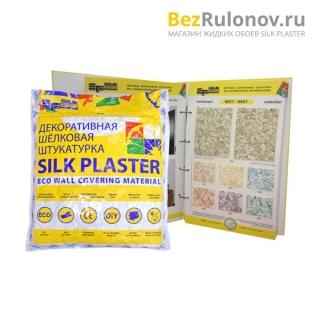 Жидкие обои Silk Plaster, коллекция Запад (West) упаковка